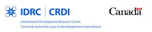 logo horizontal IDRC + Canada (cor)