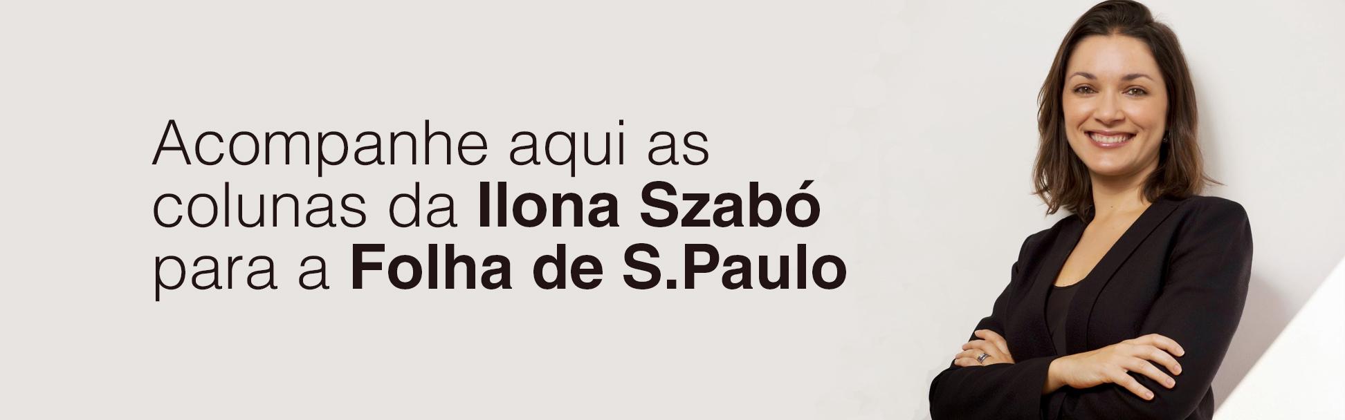 ilona szabó é colunista na folha de s.paulo