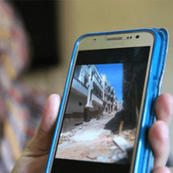 Digital safety in the world's most dangerous war zone