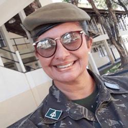 Conheça a primeira mulher do Exército a ser observadora militar da ONU