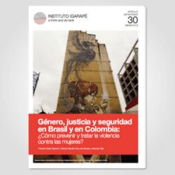Género, justicia y seguridad en Brasil y en Colombia