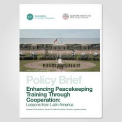 Enhancing Peacekeeping Training Through Cooperation