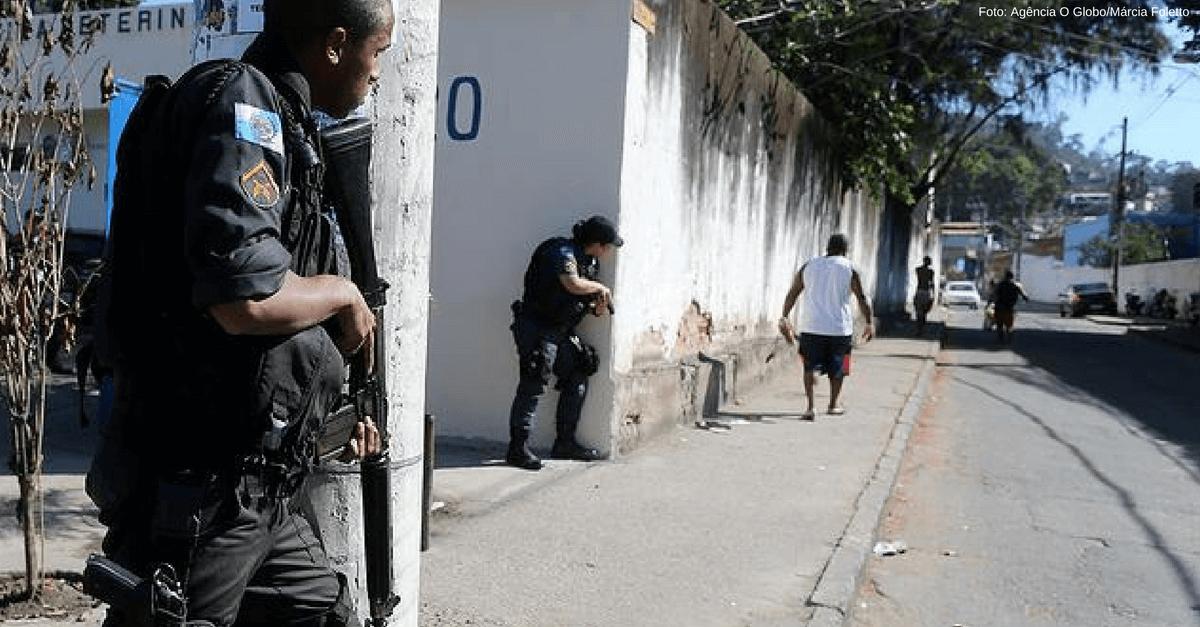Instituto Igarapé apresenta 25 propostas para reverter a violência no Rio de Janeiro