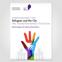 Refugees and the City: The Twenty-first-century Front Line