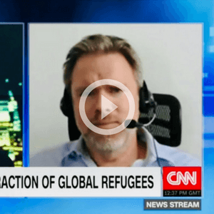 Data maps reveal global refugee flow