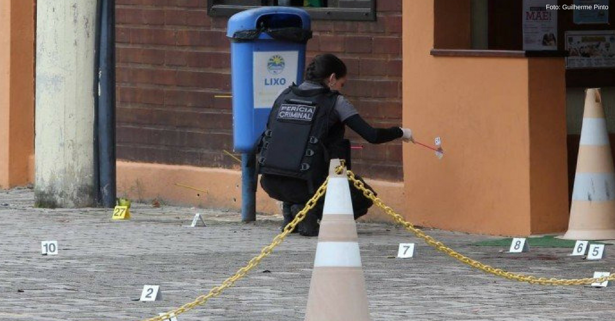 Apenas 23% das munições vendidas no Brasil podem ser rastreadas