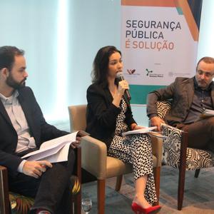 Institutos apresentam estudo sobre segurança pública no Brasil