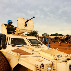 Reducing Community Violence In The Central African Republic – The Case Of Bria