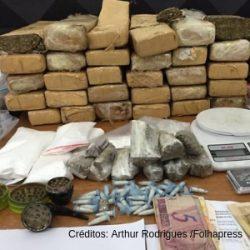 Flagrante a usuário de droga recua 26 meses seguidos no estado de SP