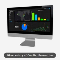 New digital conflict prevention platform is featured in Paris