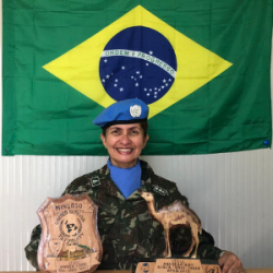 Entrevista exclusiva com a Tenente-Coronel Andréa Firmo