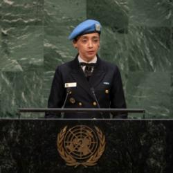 Entrevista exclusiva com a Capitão-de-Corveta Marcia Braga