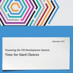 Financing the UN: Development System Time for Hard Choices