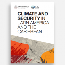 Climate and Security in latin America and the Caribbean