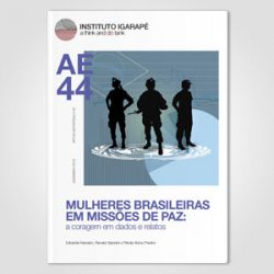 Mulheres brasileiras em missões de paz