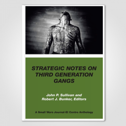 Strategic Notes on Third Generation Gangs