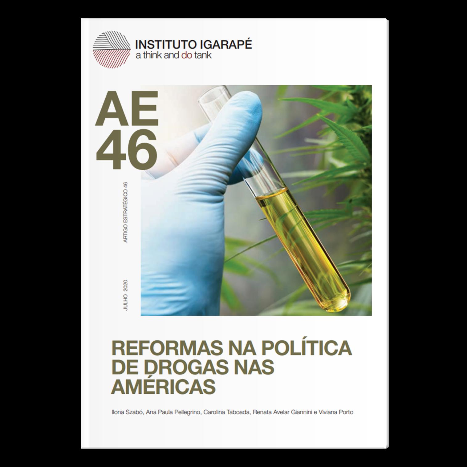 AE46 Reformas na política de drogas nas Américas