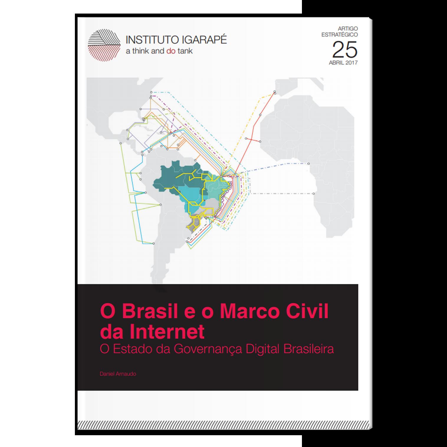 AE25 O Brasil e o Marco Civil da Internet
