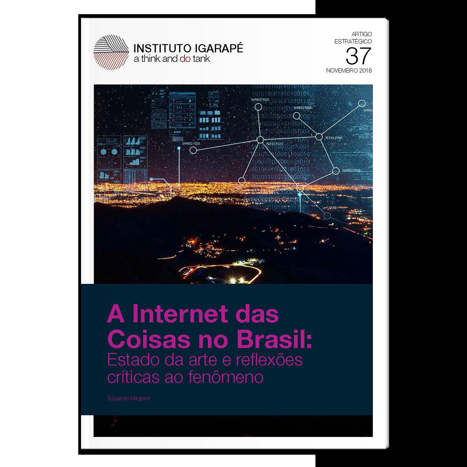 AE37 A Internet das Coisas no Brasil