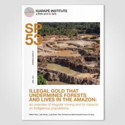 O ouro ilegal que mina florestas e vidas na Amazônia: uma visão geral da mineração irregular e seus impactos nas populações Indígenas