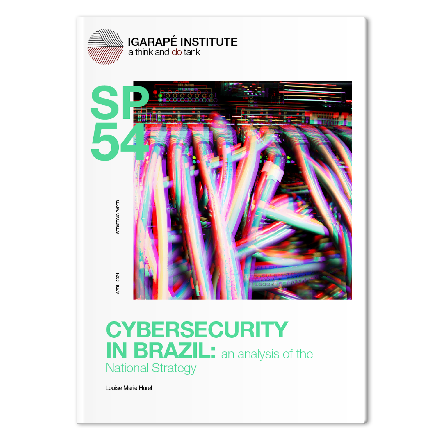 SP 54 Cybersecurity in Brazil an analysis of the national strategy