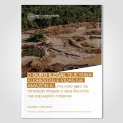 PRESS RELEASE: Ouro ilegal mina florestas e vidas na Amazônia, mostram vídeo e publicação do Instituto Igarapé