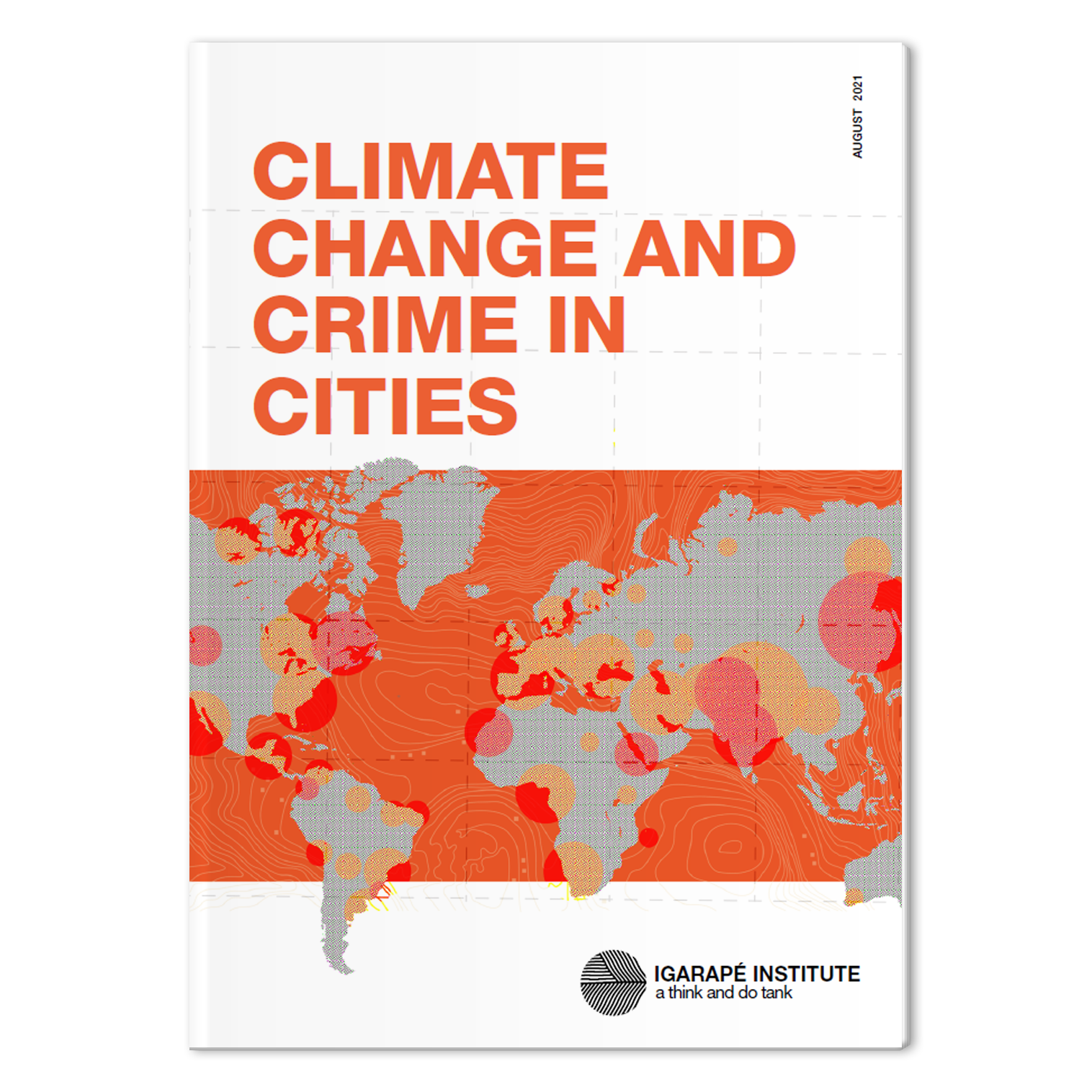 Climate change and crime in cities