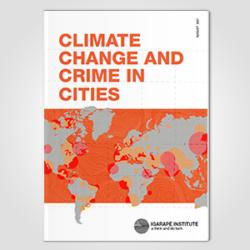 Mudança climática e crime nas cidades